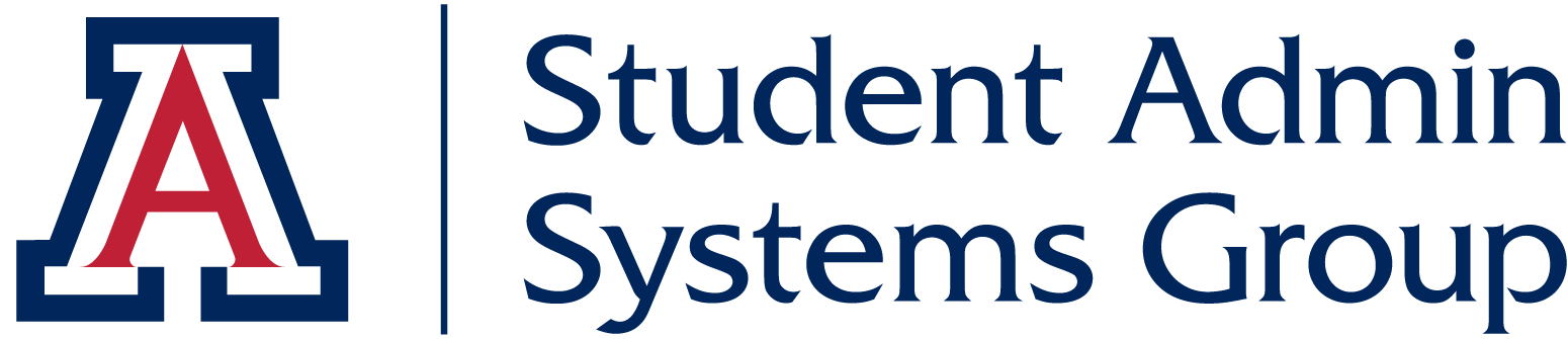 Student Admin Systems Group | Home