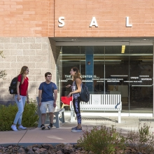 SALT Center Building